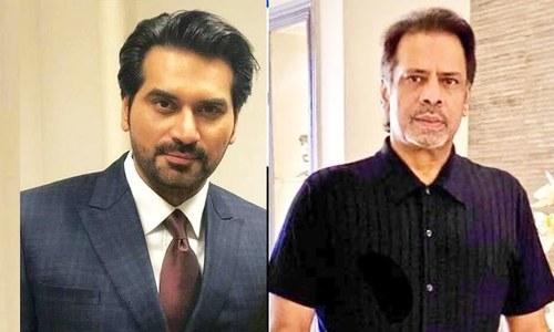 جہانگیر خان اپنی زندگی پر بننے والی فلم میں ہمایوں سعید کو دیکھنے کے خواہاں
