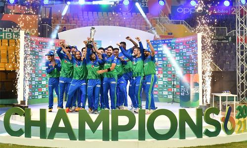 ملتان سلطانز پاکستان سپر لیگ 2021 کی چیمپیئن، زلمی کو فائنل میں شکست