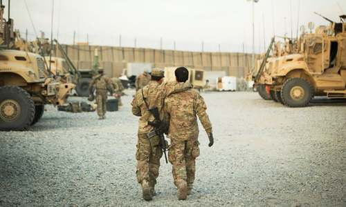 US to evacuate Afghan interpreters before pullout is over