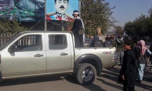 Fear stalks Kunduz as Taliban lay siege