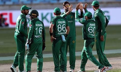 Pakistan's England tour itinerary announced