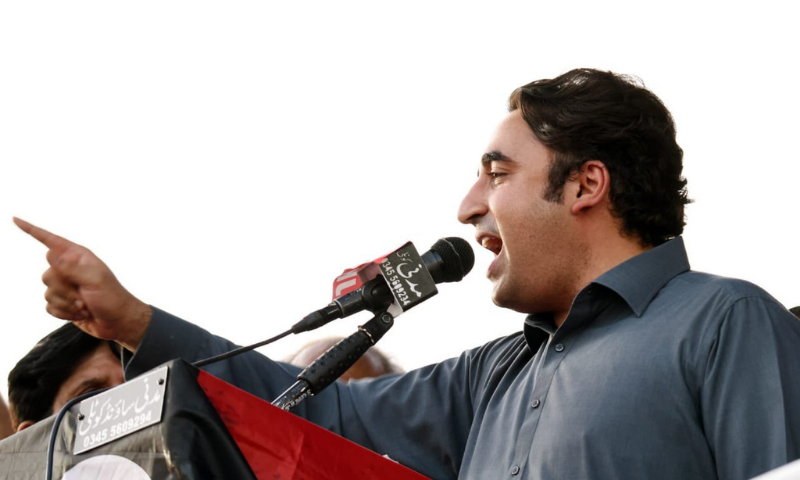 Bilawal criticises Imran's decisions on Kashmir