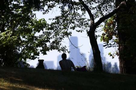 Heatwave sets all-time records in north-west US