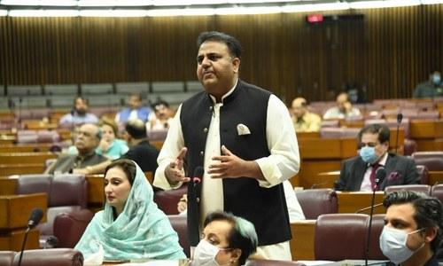 India behind anti-Pakistan propaganda on social media, minister tells NA
