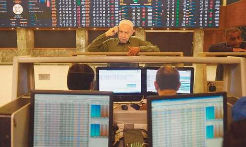 Stock market offers 39pc return in FY21