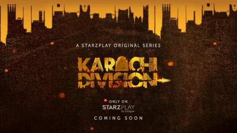 Shamoon Abbasi and STARZPLAY are taking us through the dark underbelly of Karachi in upcoming original crime series