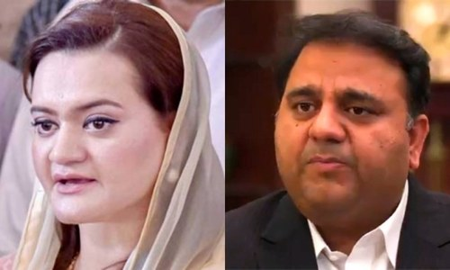 PML-N blasts Fawad for claiming Shehbaz was reason for PM Imran's absence from security briefing