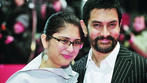 Aamir Khan and Kiran Rao announce they are getting divorced