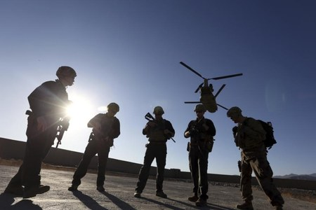 Afghan pullout has US spies reorienting in terrorism fight