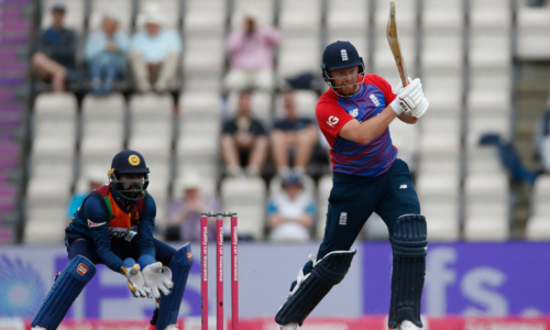 England unchanged for Pakistan ODI series
