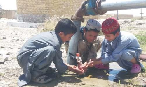 Northern Balochistan: from plenty to penury