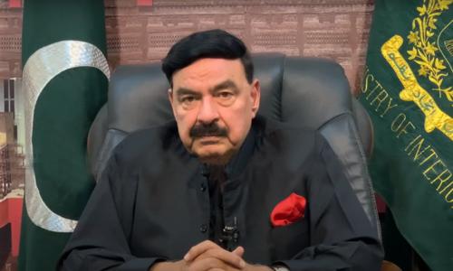 'International scheme' under way to carry out terror activities in major cities: Rashid