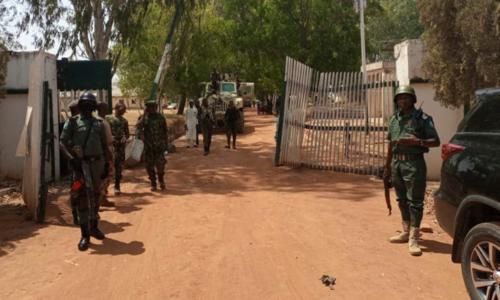 Gunmen kidnap 140 students in northwest Nigeria