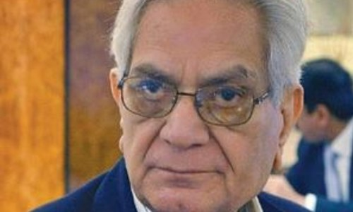 Journalist, fiction writer Masood Ashar passes away in Lahore
