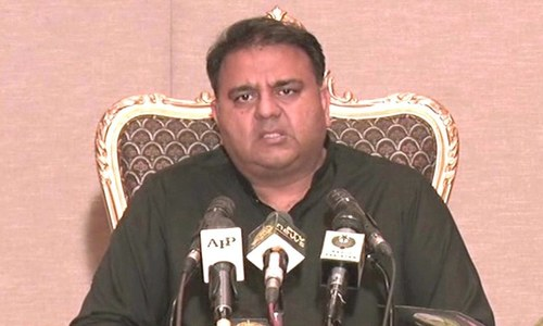 Govt has started working on plan for negotiations with aggrieved people in Balochistan: Fawad