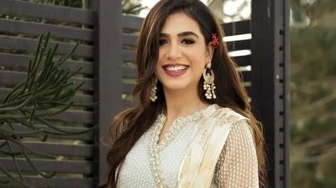 Mansha Pasha reveals why she didn't change her surname after her wedding