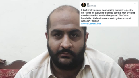 Twitter is outraged and afraid after video of Islamabad man, woman being sexually assaulted goes viral