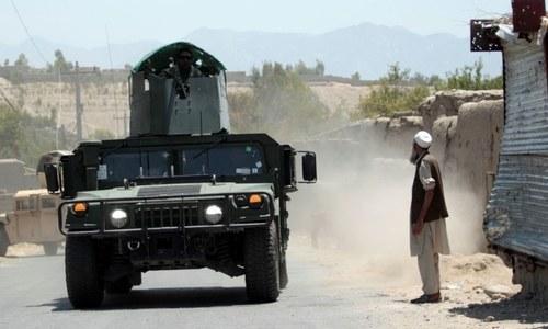 Afghan forces retake provincial capital after Taliban incursion: Afghan defence ministry