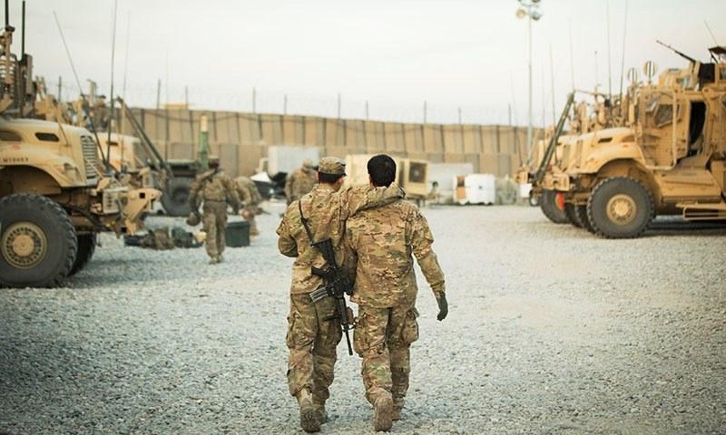 As US leaves Afghanistan, new regional 'Great Game' looms
