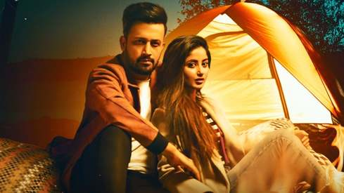 Sajal Aly is the muse for Atif Aslam's upcoming music video