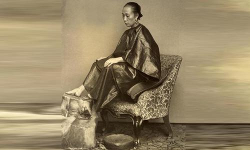 چین میں خواتین کے پاؤں باندھنے کی رسم کا اصل مقصد کیا تھا؟