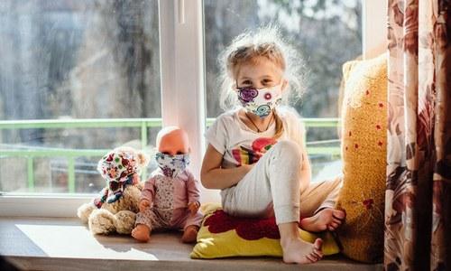 بچوں اور نوجوانوں میں کووڈ کی سنگین شدت کا خطرہ بہت کم ہوتا ہے، تحقیق