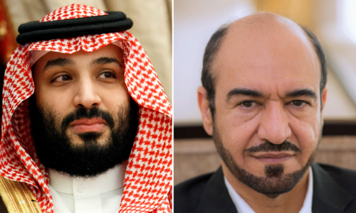 US considers intervening as legal battle between Saudi crown prince, former spymaster threatens to expose secrets