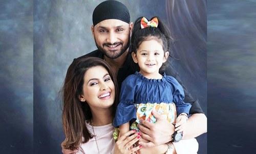 اداکارہ گیتا بسرا اور ہربھجن سنگھ کے ہاں دوسرے بچے کی پیدائش