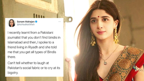 Are bindis available in Pakistan? Twitter responds with a resounding yes