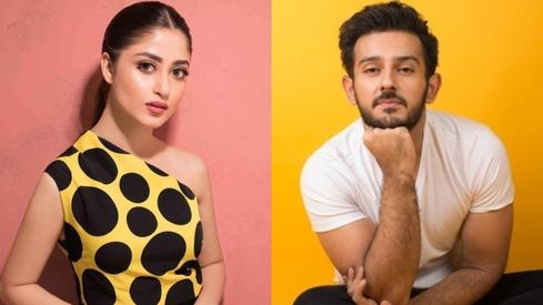 Sajal Aly and Azaan Sami Khan are pairing up for new series Ishq-e-Laa