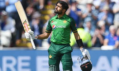 Babar Azam stars with 158 against England in 3rd ODI