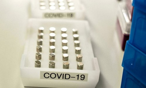 Gene editing used to 'chop up' Covid virus in human cells
