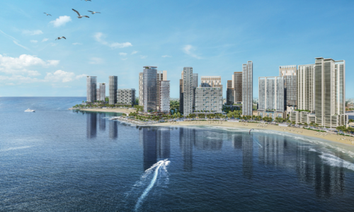 Emaar Properties is redefining what it's like to live by the sea in Karachi
