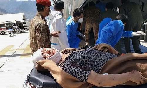 9 Chinese, 4 Pakistanis killed in Dasu bus tragedy