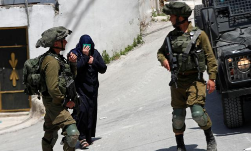 Israel arrests dozens of Palestinian students over alleged 'terror'