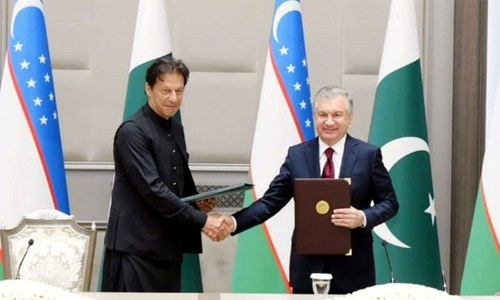 Pakistan, other neighbours concerned at Afghanistan situation, PM Imran says in Tashkent