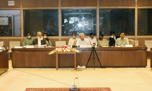 Planning Commission washes its hands of National Logistics Cell
