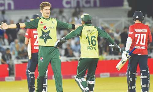 Pakistan hit back after ODI humiliation to win first T20