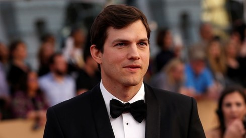 Ashton Kutcher says he backed out of Virgin Galactic space flight
