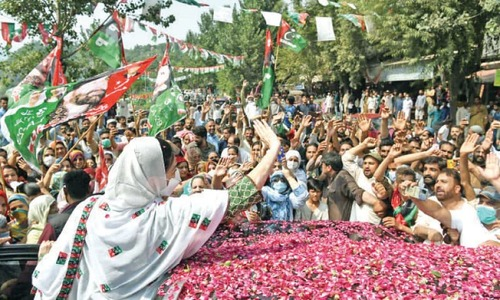 Aseefa vows to continue struggle for democratic rights of Kashmir