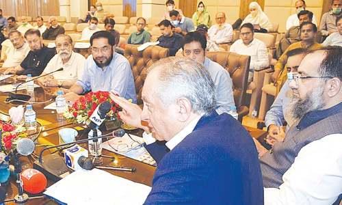 Dawood urges increase in regional trade