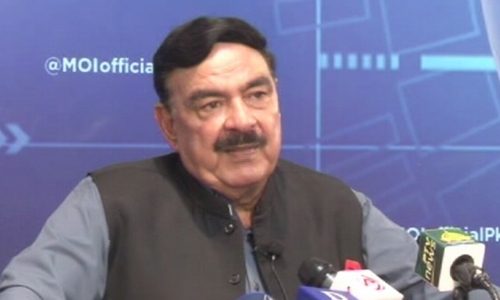 Afghan envoy's daughter not abducted, it is an 'international racket' led by RAW: Sheikh Rashid