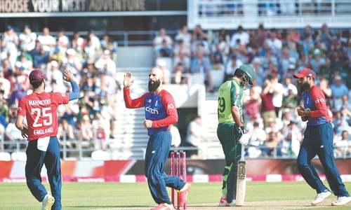 Moeen, Rashid shine as England level T20 series