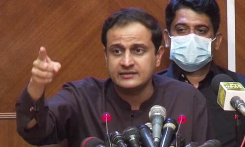 Covid-19 situation in Karachi has become 'dangerous and alarming', says Wahab