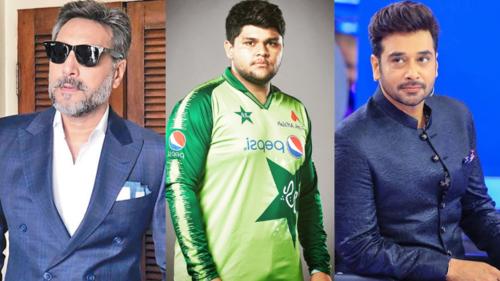 اعظم خان کا 'مذاق' اڑانے پر پی ٹی وی اسپورٹس پر فیصل قریشی، عدنان صدیقی کی تنقید