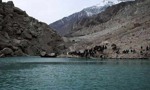 Silver lining of the Attabad lake disaster and CPEC