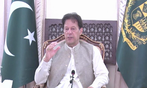 Imran tells party leaders to prepare for 2023 elections