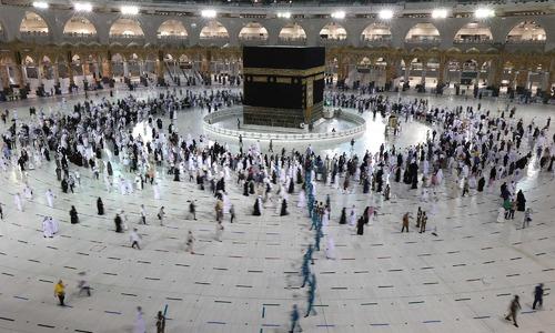 Smart cards and robots: Saudi Arabia's 'digital Haj'