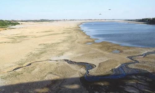 Water shortage hits Bisham