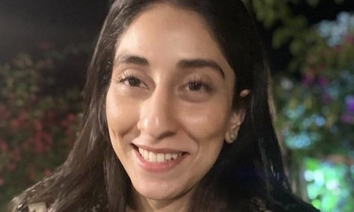 نور مقدم قتل کیس: ملزم کا نام ای سی ایل میں ڈالنے کیلئے کوششیں تیز